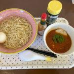 らぁめんカフェ風楽っと【長野県諏訪市】トマトとつけ麺の相性バッチリ